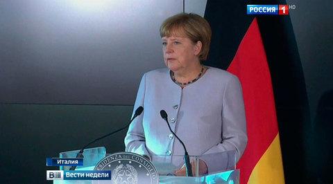 Кошмар Меркель: Железная Фрау рискует стать политической развалиной