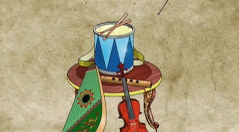 Воображариум. Волшебные музыкальные инструменты