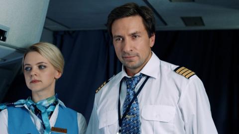 Она сбила летчика