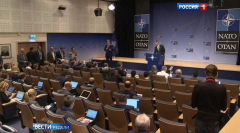 Натовский облом: конфуз Столтенберга и скепсис Трампа
