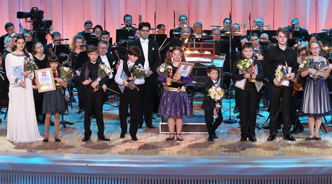 Щелкунчик. XVII Международный телевизионный конкурс юных музыкантов. Торжественное закрытие. Прямая трансляция