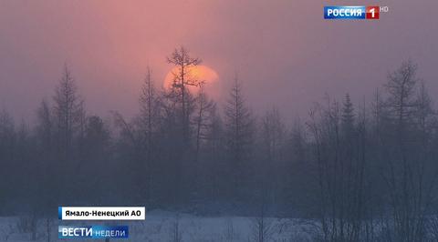 Как живет Уренгой - газовая столица России
