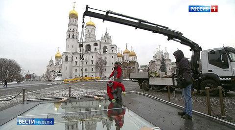 В Кремле появится музей под землей