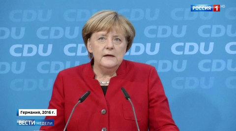 Меркель больше не сможет загребать жар чужими руками