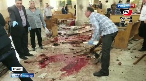 Смертники из ИГ устроили взрывы в Египте