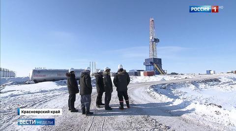 Россия бурит самую северную скважину в мире