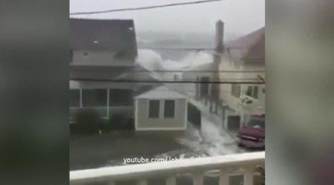 Ураганы в США: