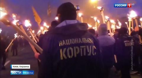 Украинский радикал Билецкий пригрозил российским компаниям войной