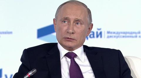 Путин не исключил, что следующим президентом РФ будет женщина