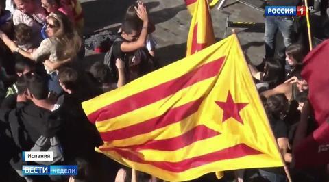 Крупные компании и банки бегут из Каталонии