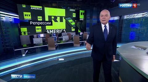 Киселев: Америка