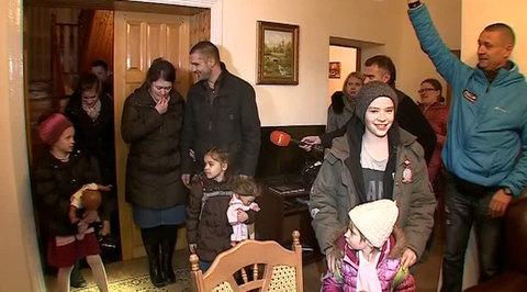 Семья из Германии перебралась на ПМЖ в Россию из-за