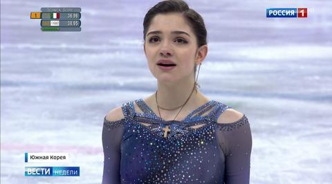 Игры в Пхенчхане: российские медали и мировой рекорд