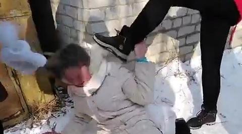 Избиение в Ельце