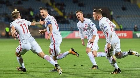 """Евро-2020. Польша – Словакия – 1:2. Матч группы """"Е"""""""