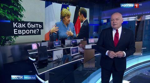ЕС хочет заменить собой Штаты, но без России не получится