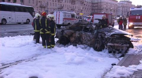 ДТП на Кутузовском проспекте: погибли 3 человека
