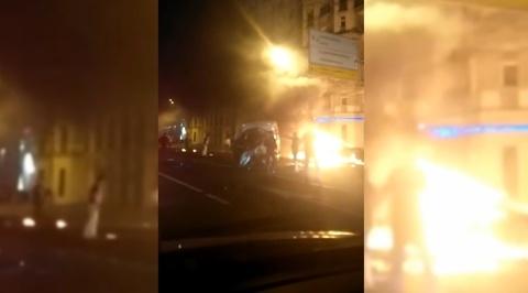 Страшная ночная авария в Москве: подробности и причины