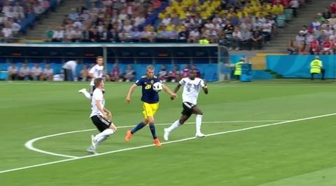 Германия – Швеция
