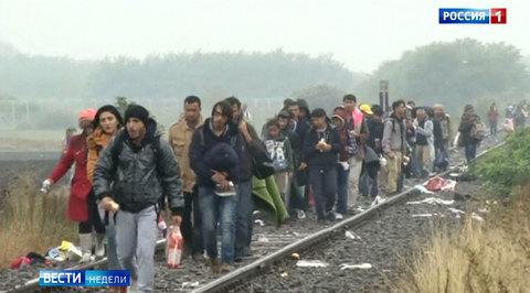 Европу разрывают противоречия по вопросу мигрантов