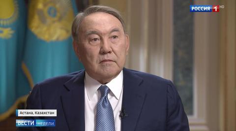 Назарбаев рассказал о дружбе с Путиным и схожести казахов с русскими