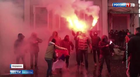 Страсти в Киеве: