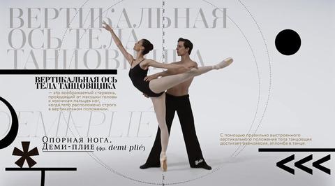 Балетная энциклопедия. Вертикальная ось тела танцовщика