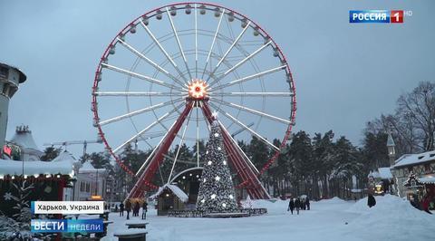 Харьков остался без промышленности и российских туристов