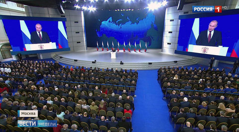 Путин озвучил план действий