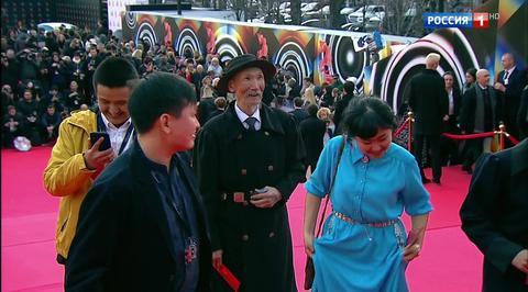 41-й Московский международный кинофестиваль. Торжественное открытие