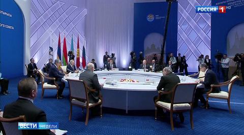 У ЕврАзЭС ушло пять лет на то, что ЕС делал двадцать