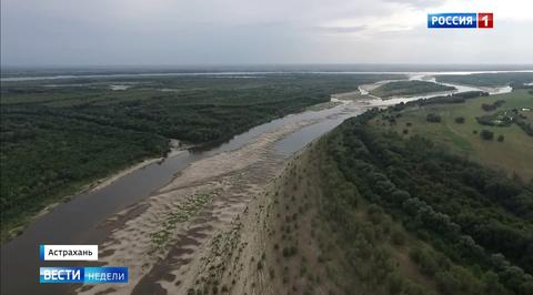 Куда уходит Волга?