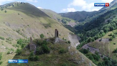 История под ногами: археологические раскопки в Чечне