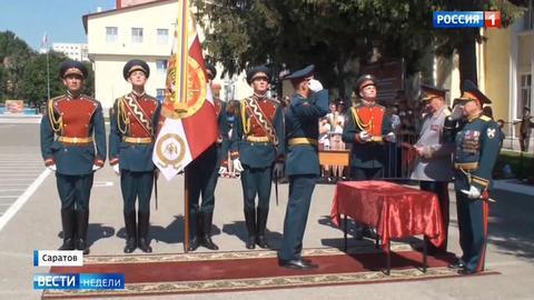 В Кремле чествовали лучших выпускников военных вузов