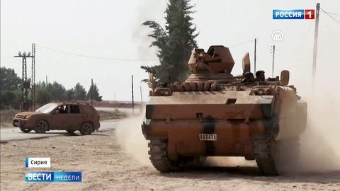 Из-за действий Анкары в Сирии могут сбежать пленные террористы