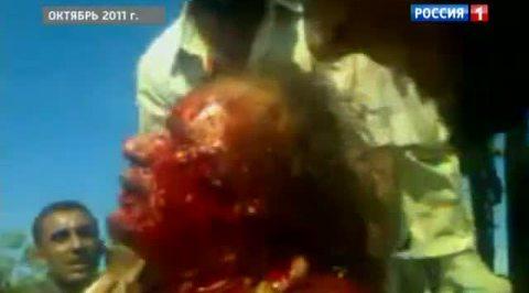 Год без Каддафи