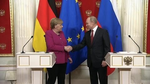 Путин предупредил о возможной мировой катастрофе