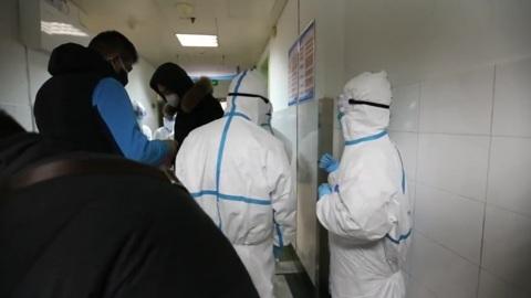 Новый коронавирус постепенно завоевывает мир