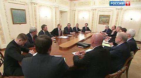 Путин ответил на вопросы депутатов
