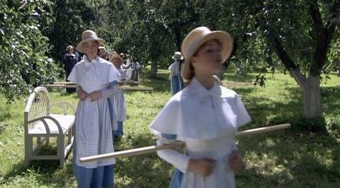 Тайны института благородных девиц. Серия 5
