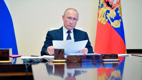 Путин: быстрое восстановление экономики ускоряет рост цен