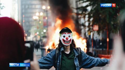 Бунт в Америке: анархия как она есть