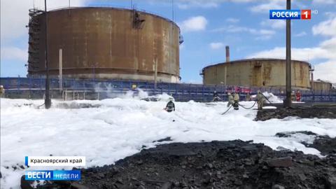 Экологическая катастрофа под Норильском: каков настоящий масштаб аварии