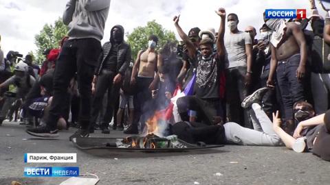 Париж превратился в арену для гладиаторских боев