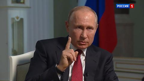 От пандемии до кризисов 90-х: Путин рассказал, как принимались трудные решения