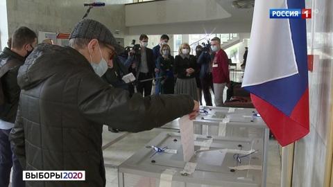 Выборы в России: явка высокая, нарушений мало