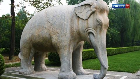 """Искатели. Тайна """"Дома со слонами"""""""