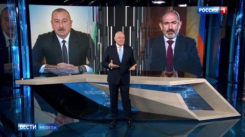 Интервью Алиева и Пашиняна: главное