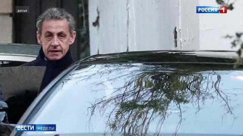 Саркози пытаются сбросить на политическую обочину