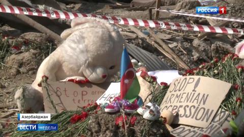 Нагорный Карабах: очередное перемирие продержалось недолго
